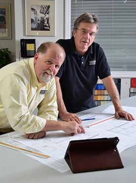 Stephen Ross and Bob Walker